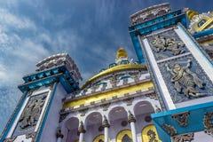 Мечт дворец, замок Стоковое Изображение