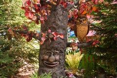 Мечт волшебное дерево Стоковое Изображение