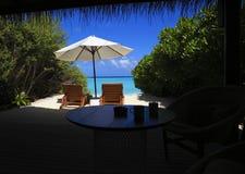 Мечт гостиница в тропических джунглях Стоковая Фотография