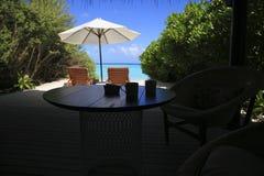 Мечт гостиница в тропических джунглях Стоковое Фото