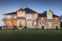 мечт дом Стоковое Изображение RF