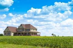 Мечт дом Стоковая Фотография