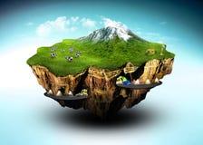 мечт земля бесплатная иллюстрация