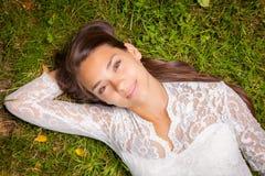 Мечт зеленый цвет Стоковое Фото
