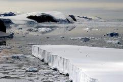 мечт льдед Стоковое Изображение