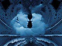 Мечт метафора Стоковое фото RF