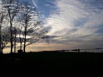 Мечт небо стоковая фотография