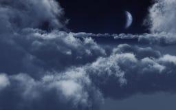 мечт ноча Стоковое Изображение RF
