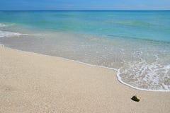Мечт пляж Майами стоковые фотографии rf