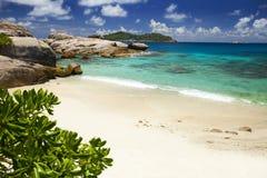 Мечт пляж Стоковая Фотография RF