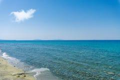 Мечт пляж стоковое фото
