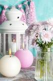 Мечт свечи улавливателя и ароматности Стоковое Изображение RF