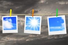мечт хорошая погода Стоковая Фотография RF