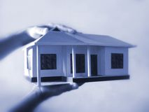 мечт дом Стоковое Фото