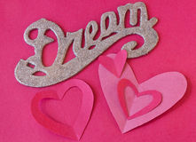 мечт valentines Стоковое фото RF