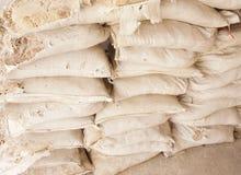 Мешки с песком Стоковые Изображения