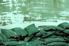 мешки с песком Стоковые Изображения RF