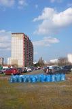 Мешки для мусора Стоковые Фотографии RF