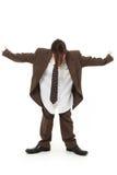 мешковатый костюм предназначенный для подростков Стоковые Фотографии RF
