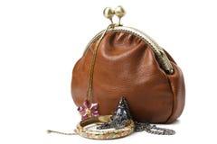 мешок делает ювелирные изделия handwork Стоковые Фото