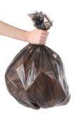 Мешок отброса стоковая фотография