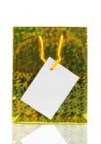Мешок подарка Стоковые Фотографии RF