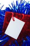 Мешок подарка Стоковые Фото