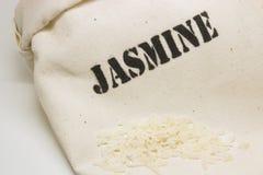 Мешочек из ткани риса Стоковое Фото
