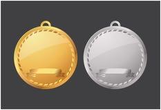 Медальоны Стоковая Фотография