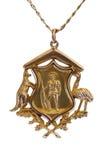 Медальон ANZAC стоковая фотография rf