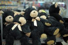 Медведи в магазине Стоковые Изображения
