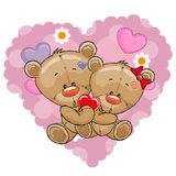 медведи 2 Стоковые Изображения RF