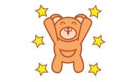Медведь младенца Стоковое фото RF