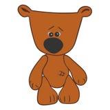 Медведь персонажа из мультфильма иллюстрация штока