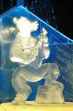 Медведь льда танцев Стоковые Фото