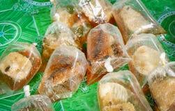 Мед в сумке Стоковое Фото