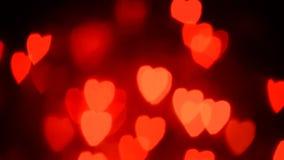 Медленные moving сердца сток-видео