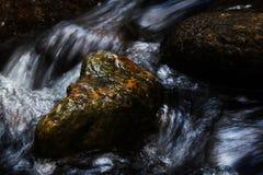 Медленный moving поток Стоковое Фото