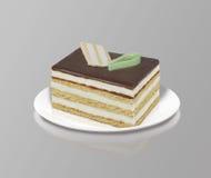 Мед десерта Стоковые Фотографии RF