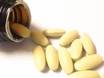 Медицина и витамины Стоковая Фотография RF