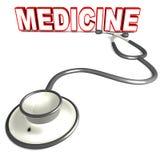 Медицина Стоковая Фотография