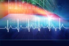 Медицинская абстрактная серия концепции предпосылки Стоковые Фотографии RF