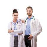 Медицинская бригада докторов Стоковое Изображение RF