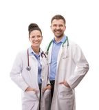 Медицинская бригада докторов Стоковое Изображение