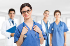 Медицинская бригада стоковые изображения
