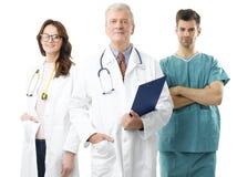 Медицинская бригада Стоковая Фотография RF