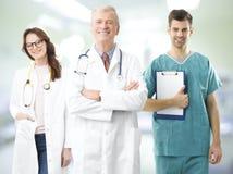 Медицинская бригада Стоковое Изображение
