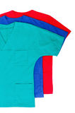 Медицинская изолированная одежда Стоковые Фотографии RF
