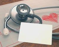 Медицинская информация стоковое фото