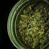 Медицинская марихуана Стоковые Фотографии RF